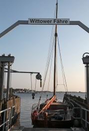 Fake Wittow Ferry - Wittower Fähre (das ist sie jedenfalls nicht) - Rügen