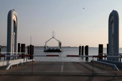 Wittow Ferry - Wittower Fähre - Rügen