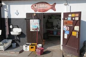 Smoked Fish in Vitt - Räucherfisch - Rügen