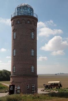 One of the lighthouses at Cape Arkona - Rügen (Peilturm)