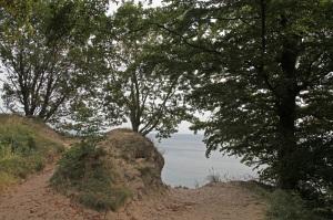 Wanderung von Sellin zum Schwarzen See - Blick vom Falkenberg - Rügen