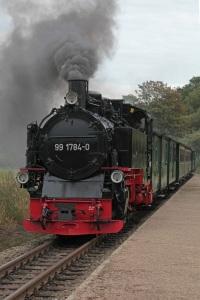 """Schmalspurbahn """"Rasender Roland"""" - Insel Rügen"""
