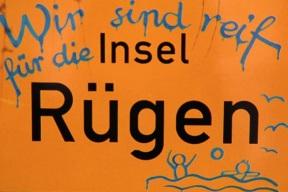 Wir sind reif für die Insel Rügen
