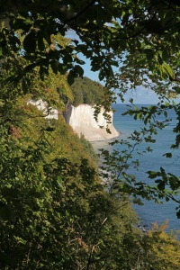 Coastal route from Sassnitz to Lohme - Jasmund National Park - Island of Rügen