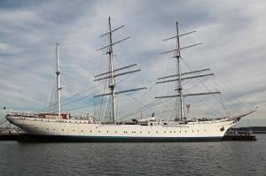 Gorch Fock I - Stralsund Harbour