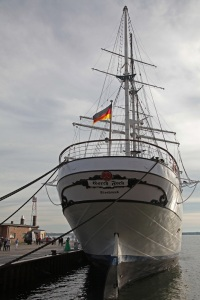 Gorch Fock I - Stralsund Harbour