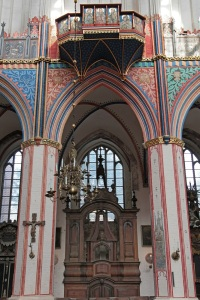 Stralsunder Nikolaikirche (St. Nicholas Church)