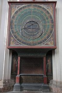 Stralsunder Nikolaikirche (St. Nicholas Church) - Astronomische Uhr
