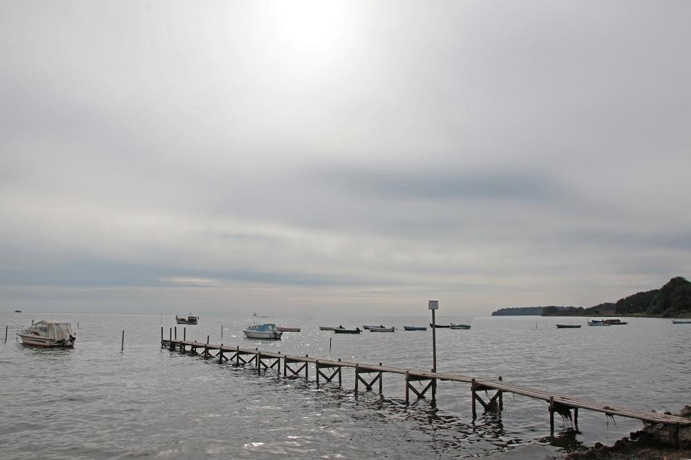 Hafen von Groß Stresow - Insel Rügen