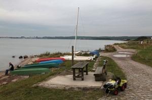 Hafen von Neureddevitz - Insel Rügen