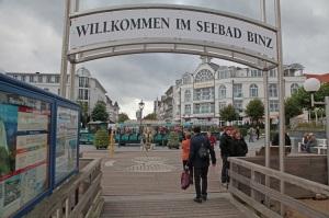 Willkommen im Seebad Binz - Insel Rügen