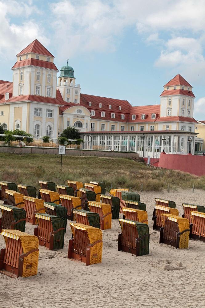 Kurhaus (Hotel ) im Seebad Binz - Insel Rügen