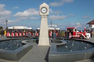 Bimmelbahn im Seebad Binz - Insel Rügen