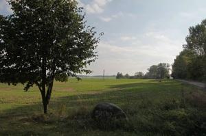 Einfahrt zu unserem Ferienhaus auf Rügen: Mölln 2