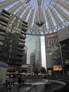 Berlin - Sony Centre