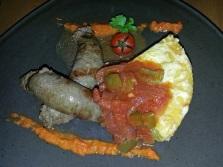 Restaurant Savanna: Boerewors und Mieliepap