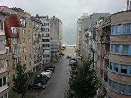 Blick aus meinem Hotelzimmer im Hotel Bero