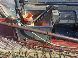 Fischerboot - Detailaufnahme