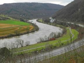 Neckar bei Neckarsteinach
