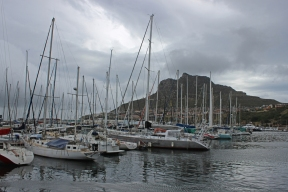 Hout Bay Harbour, Cape Town, South Africa