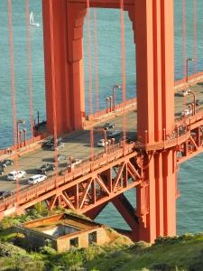 Golden Gate Bridge (von Battery Spencer aus)