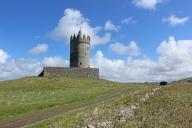 Doonagore Castle, Doolin, County Clare, Ireland
