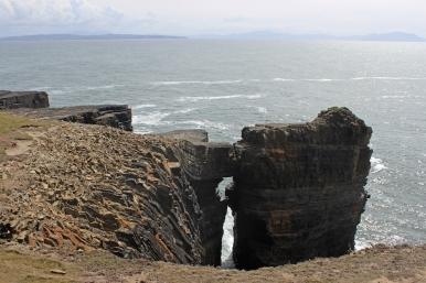 Cliffs at Loop Head, County Clare, Ireland