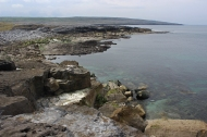 The Burren Coast at Black Head, Ireland