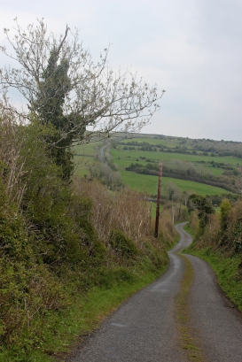 L1014 between Carron and Bellharbour, County Clare, Ireland