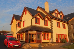 Waterfront House in Enniscrone, County Sligo, Ireland