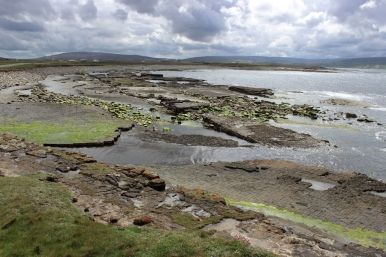 Coast at Downpatrick Head, County Mayo, Ireland