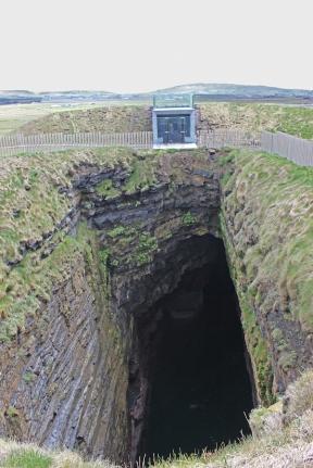 Downpatrick Head, County Mayo, Ireland