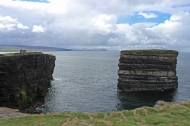 Downpatrick Head, County Mayo, Ireland