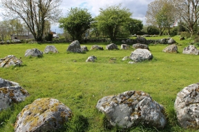 Carrowmore Megalithic Cemetry, County Sligo, Ireland