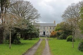 Buncrana Castle, County Donegal, Ireland