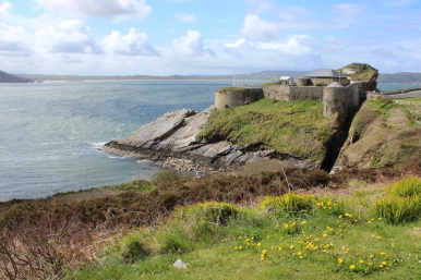 Fort Dunree Military Museum, County Donegal, Ireland