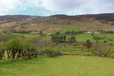 County Donegal between Fort Dunree and Clonmany, Ireland
