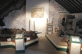 Kilbeggan Irish Whiskey Distillery Museum