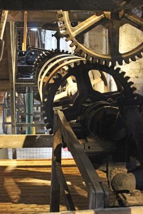 Kilbeggan Whiskey Distillery - Drive Shaft