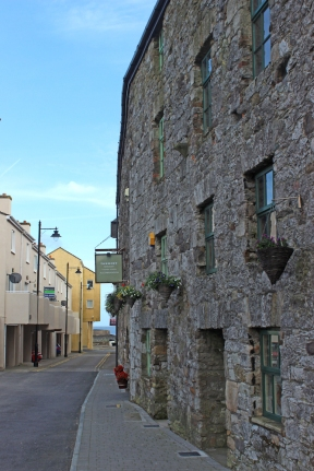 Dungarvan, Ireland - This lovely stone building is a restaurant, cooking school and guesthouse