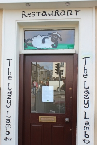 Restaurant The Lazy Lamb - Dungarvan Town - Ireland