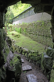 The tunnel of Ignorance - Japanese Gardens - The Irish National Stud - Kildare