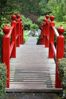 Bridge of Life - Japanese Gardens - The Irish National Stud - Kildare