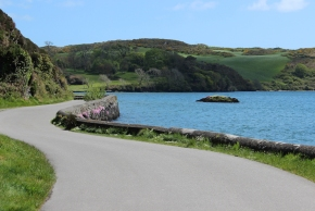 Lough Hyne, West Cork, Ireland