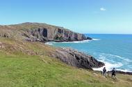 Cliffs at Baltimore Beacon, County Cork, Ireland