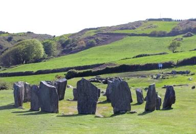 Drombeg Stone Circle, West Cork, Ireland