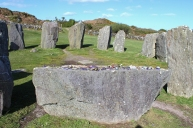 Sacrificial Offering, Drombeg Stone Circle, West Cork, Ireland