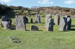 Drombeg Stone Circle, West Cork, Ireland