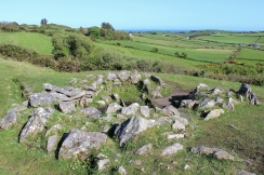 Drombeg Fulacht Fiadh and Hut Site, West Cork, Ireland