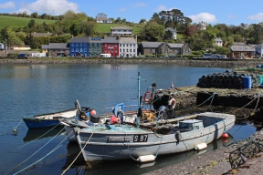 Bantry Bay Harbour, County Cork, Ireland